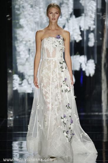 Весільні сукні YolanCris