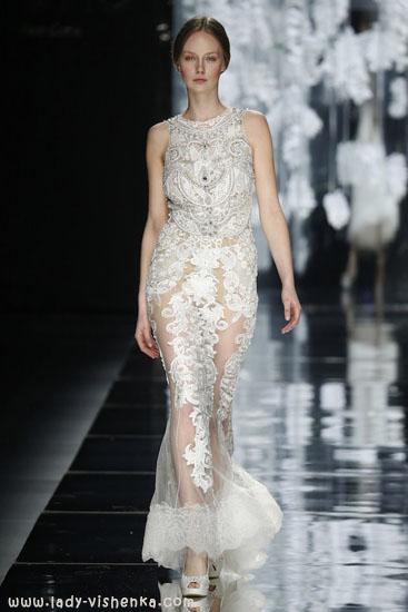 Стильні весільні сукні YolanCris