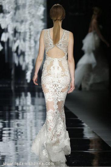 Весільні сукні - новинки YolanCris