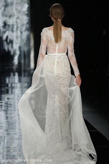 Відкриті весільні сукні YolanCris
