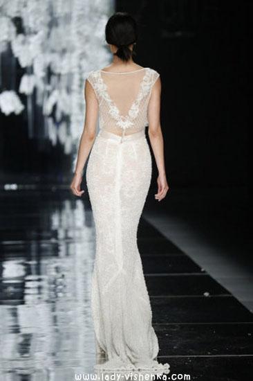 Найбільш весільні сукні YolanCris