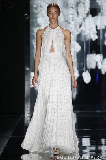 Весільна мода - сукні YolanCris