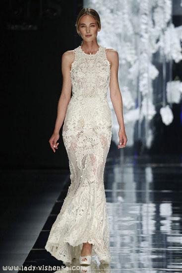 Сучасні весільні сукні YolanCris