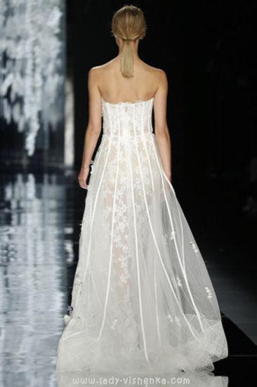 найкрасивіші весільні сукні YolanCris