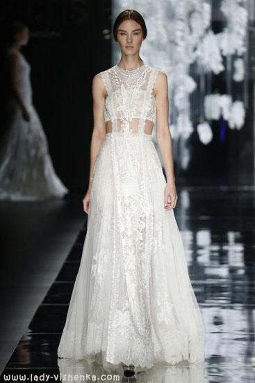 Дизайнерські весільні сукні YolanCris