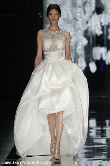 Маленьке весільну сукню YolanCris