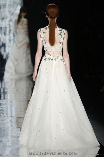 Красиві весільні сукні YolanCris