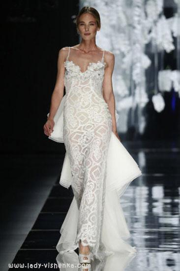 Весільні сукні 2016 YolanCris